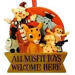 RYAN'S TOY BOX OF MISFIT TOY'S