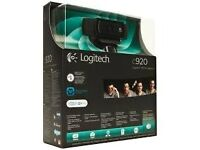 HD Pro Webcam Logitech c920