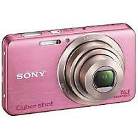 I am looking for a charger for a Sony Cyber-shot camera