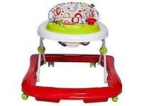 RED KITE BABY WALKER- N0 TRAY HENCE PRICE