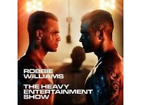 Robbie Williams Tickets Murrayfield Stadium x2