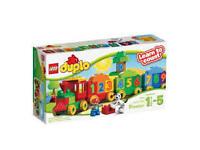 LEGO AGE 1.5YRS YO 5 YEARS BRAND NEW..NUMBER TRAIN SET £12
