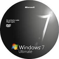 Need Win 7 CD or Product Key