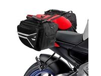 Motercycle panniers