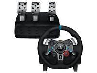 Logitech G29 Racing Wheel SEALED