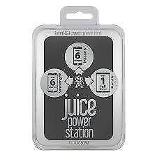 new juice® power station Extra HIGH capacity power bank 11,200mAh capacity