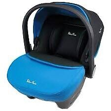 Silver cross isofix base and car seat