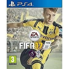 FIFA 17 for PS4. MINT.