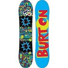 Brand new burton 110cm chopper snowboard for kids