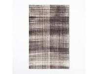 West Elm - Abrash Printed Rug (faded graphic grey/neutrals) - Brand New Unused - Grab a DEAL!