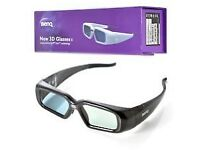 BenQ new 3D glasses ii - brand new