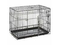 Small dog cage for sale excellent condition
