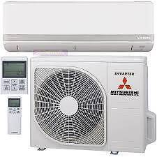 Split system air conditioning from $400 full installation EC12428 Ballajura Swan Area Preview