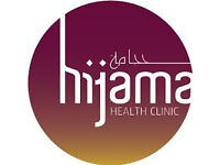 Qualified Hijama (Cupping) Therapist (Males&Females)