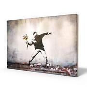 Banksy Leinwand