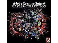 Adobe Master Collection CS6 for Mac / Macbook / Imac / Windows