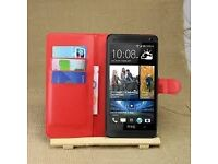 Wholesale Joblot of phone HTC One Max leather case covers