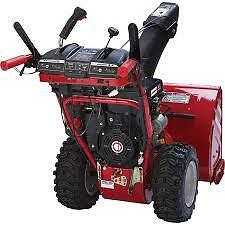 """28"""" TROY BUILT SNOW BLOWER TRADE FOR PLOW?"""