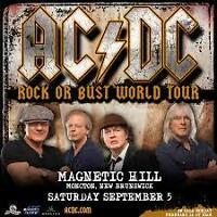 AC/DC Tickets and AC/DC - PARKING