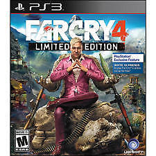FARCRY 4 (LIMITED EDITION)
