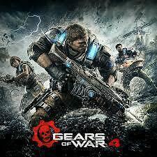 Gears 4 Xbox One