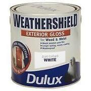 WEATHERSHIELD Paint