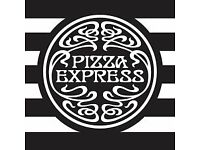 Pizza Express - Full or Part Time Pizzaiolo (Chef) Vacancy