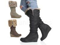 Ladies winter boot