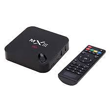 MXIII or M8s Android TV Box