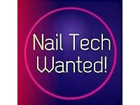 Nail technician wanted!
