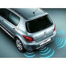 Rear Parking Sensors with Sound Alert - $190 Fully Installed