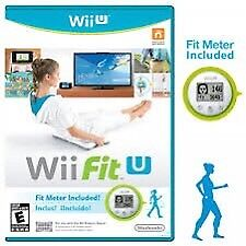 Wii Fit U (Includes game and two Wii U Fit Meter)
