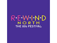 Rewind Festival North - Weekend incl. Camping Tickets x 4