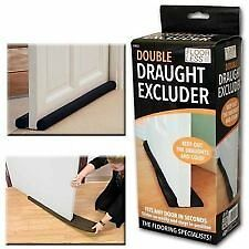 Double Draught Excluder