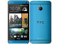 HTC ONE M8 Blue 32GB UNLOCKED NEW