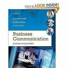 Business Communication Process and Product 6th Edition  NEW!!