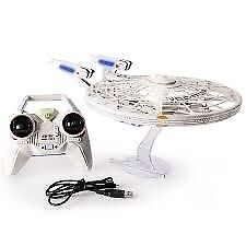 Air Hogs 6027406 - Star Trek USS Enterprise - NCC1701-A - Remote Control - Light and Sound