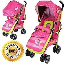 Isafe Girls Stroller *Excellent Condition*