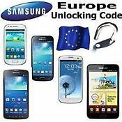 Samsung Galaxy Mini Unlock Code