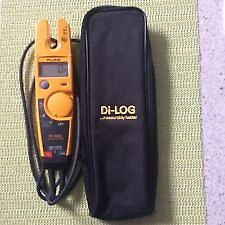 Fluke T5-1000 Voltage Current And Continuity Tester.