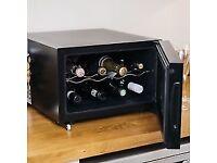 Subcold Mini fridge wine cooler LCD temperature