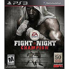 PS3 FIGHT NIGHT CHAMPION (LOTS OF OTHER TITLES IN STORE)