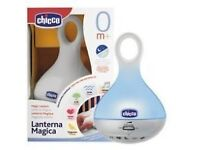 Chicco Magic Lantern Baby Night Light with 5 Lights & Sound Effects