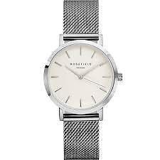 TWS T52 The Tribeca White/Silver Ladies Watch	Rosefield
