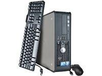 REFURBISHED DELL OPTIPLEX 745 COMPUTER SYSTEM WITH WINDOWS 7 HOME PREMIUM 64 BIT
