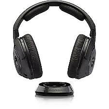 SENNHEISER RS 160 CORDLESS HEADPHONES (over £130 new online) IN FULL WORKING ORDER AN GOOD CONDITION