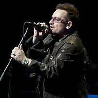 "U2 Tickets Toronto ACC Monday July 6"" ROW 1"""