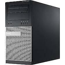 Dell Optiplex 9010 - I7 Intel - 128Gb Solid State - 8Gb RAM - DVDRW - FREE Shipping across Canada - 1 Year Warranty