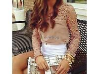 New Woman Casual Top Shirt