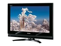 """32"""" TOSHIBA LCD TV BUILTIN FREEVIEW HD GOOD CONDITION PERFECT WORKING ORDER WITH REMOTE CAN DELIVER"""
